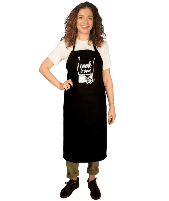 Фартук: Cook to shoot